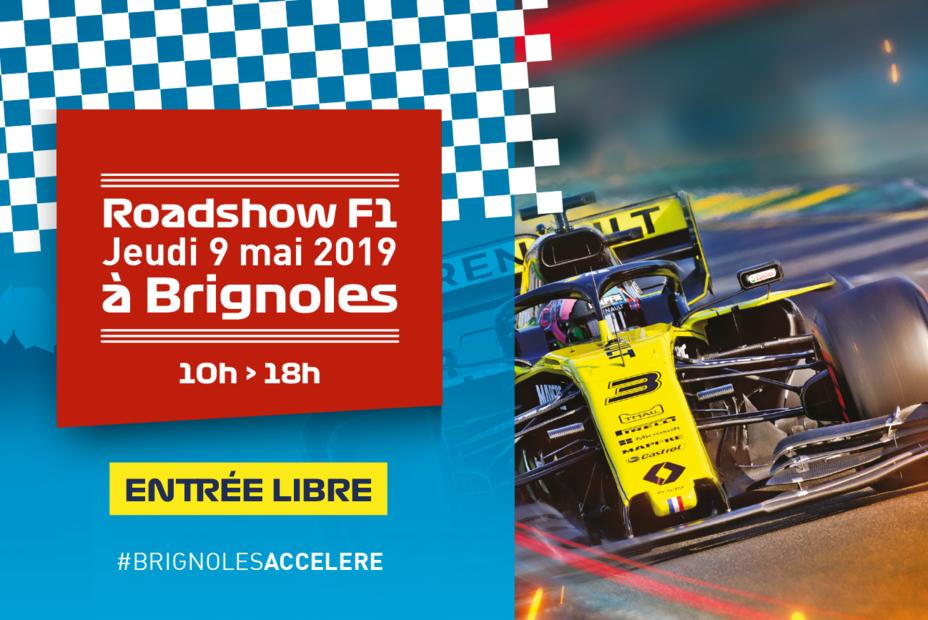 ROADSHOW F1 BRIGNOLES